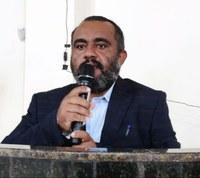 15/05 - confira discurso da Vereador Paulinho da Farmácia em tribuna