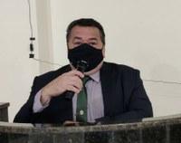 15/05 - confira discurso do Vereador Edson do Sindicato em tribuna