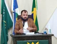 15/06 - Cleiton Rodrigues cobra ações da prefeitura para cuidar melhor da questão do COVID em Paranatinga