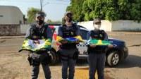 Câmara Municipal de Paranatinga faz hasteamento de bandeiras resgatando valores cívicos