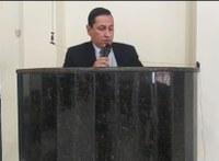 Confira discursos do vereador WG em Tribuna - sessão dia 01 de Junho de 2021