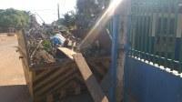 LIMPEZAS - vereador Cleiton diz que precisamos manter a cidade limpa e organizada