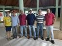 A visita ao Distrito de Santiago do Norte tem como objetivo trazer melhorias para as Escolas Alcides Visone e  Otávio Kurewe esta localizada Aldeia Bakairi.