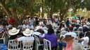 O evento foi realizado na chácara Nossa Senhora Aparecida que fica na MT 020 no KM 05.