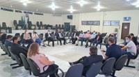 Reunião entre vereadores, secretaria de saúde e OSCIP busca melhorias na saúde pública de Paranatinga
