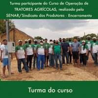 Vereador Edson do Sindicato participa de encerramento de curso SENAR/SINRUP e abertura de lavoura na comunidade Bakairi