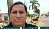 Vereador Wellington WG cobra maior transparência nas obras da prefeitura de Paranatinga