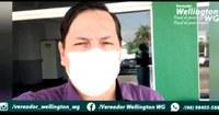 Vereador WG flagra pacientes precisando de Raio X e questiona a saúde pública de Paranatinga pela falta do equipamento