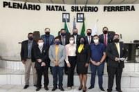 Vereadores de Paranatinga repassam 370 mil para município adquirir UTI MÓVEL através de EMENDA PARLAMENTAR